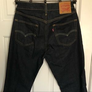 Levi's Men's Jeans 541 32x34 Rigid Dragon